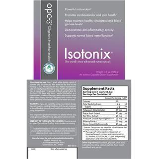 闲聊美国保健品购买(续2)----OPC3超级抗氧化剂 铜抗氧化剂