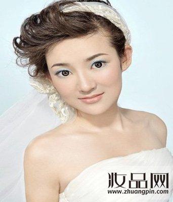准新娘必学的新娘妆教程 手把手教你学化妆