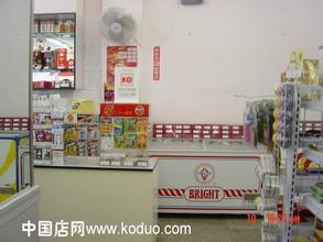 小型超市管理系統設計 店面設計之小型超市類