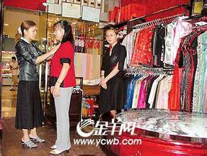 旗袍时尚改良夏装 5万开店 时尚旗袍超越淡旺季