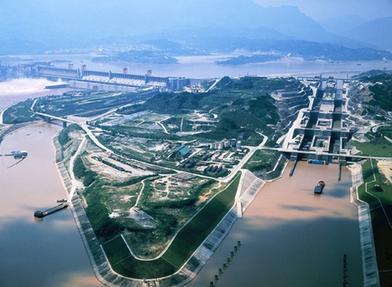 三峡大坝 三峡大坝-建筑结构,三峡大坝-设计方案
