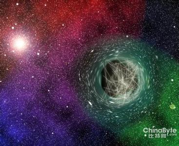 """黑洞是暗物质吗 探索暗物质粒子奥秘 酷似黑洞吃""""零食"""""""