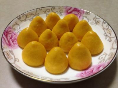 玉米面窝头的家常做法 玉米面豆面窝头要怎么做_玉米窝头的家常做法