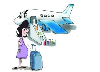 孕早期可以坐飞机吗 孕期什么时候坐飞机比较安全