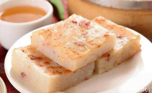广东正宗萝卜糕的做法 广东萝卜糕的好吃做法分享