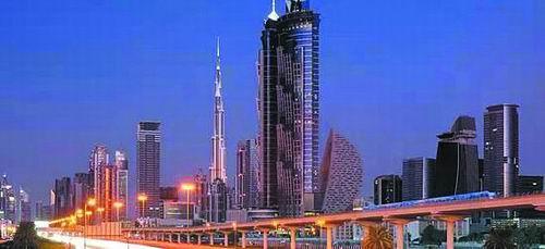 迪拜世界之最 迪拜的世界之最!