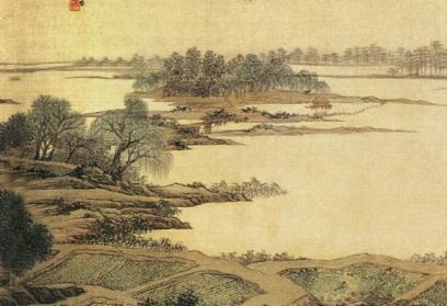 中国画古代人物画欣赏 古代中国画图片