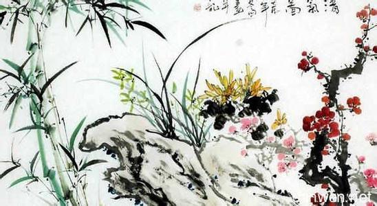 中国画图片简单一点 简单易学的中国画图片