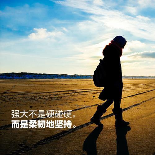 早安励志语录:当你踮起脚尖靠近太阳时,全世界都挡不住你的阳光