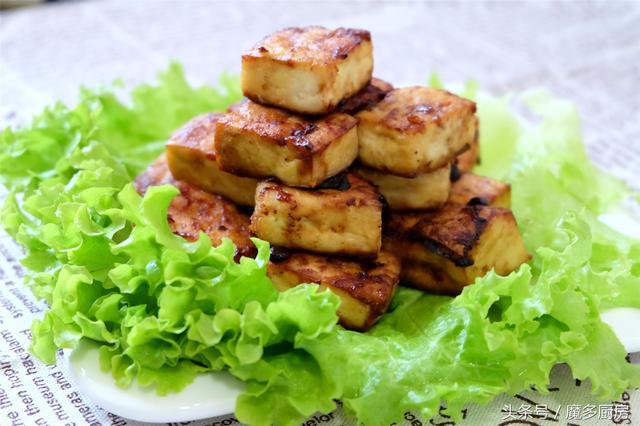 天氣熱不想開火做菜,教你這么做豆腐,好吃又好做,還沒有油煙!