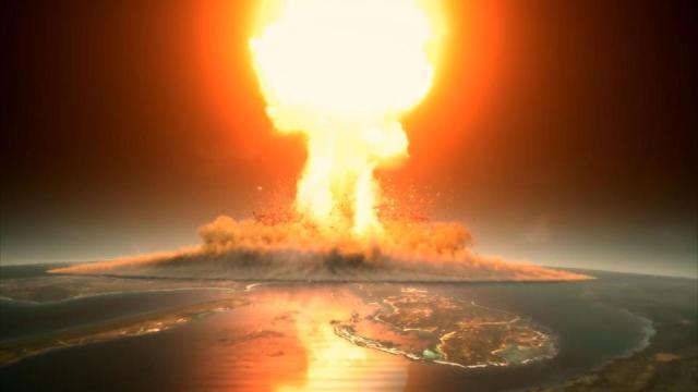 當年再晚幾分鐘,恐龍就不會滅絕,人類也不會誕生