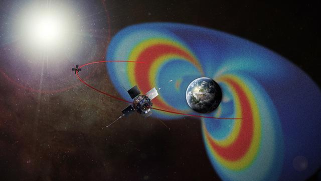 NASA探测器发现一个巨大的人为泡泡笼罩整个地球