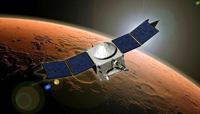 """火星""""圈地運動""""興起,多國""""搶著""""登陸火星的背后大有深意"""