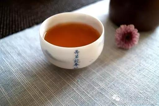 当粽子邂逅岩茶