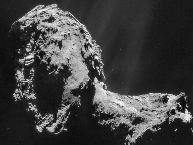 人类在地球外能跳多高?67P彗星上起跳将当即后悔